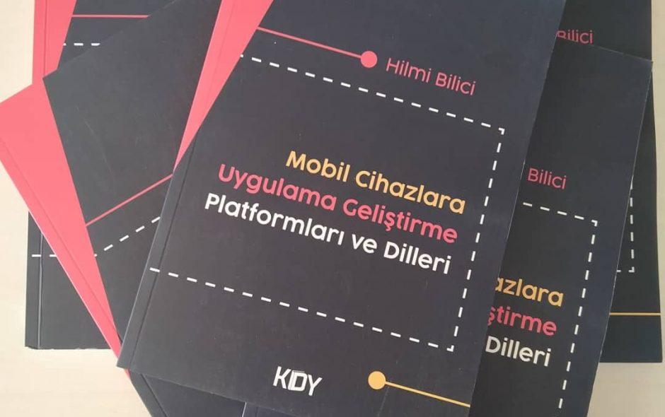 Mobil Programlama Kitabım Yayında